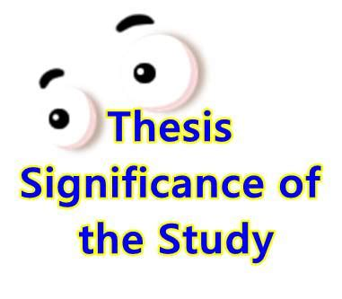 Example of thesis proposal outline